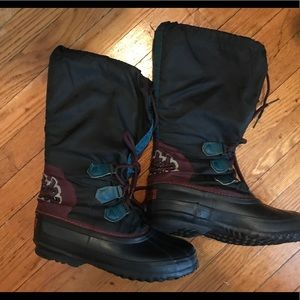 Sorel Freestyle boots size 7 GUC
